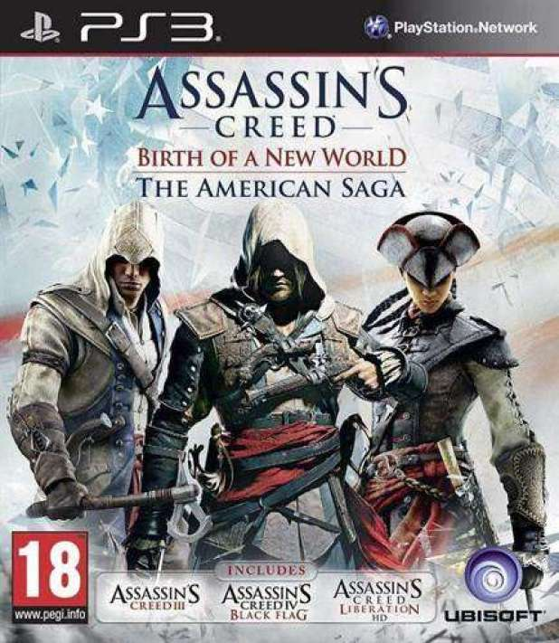 Assassin's Creed: Birth Of A New World