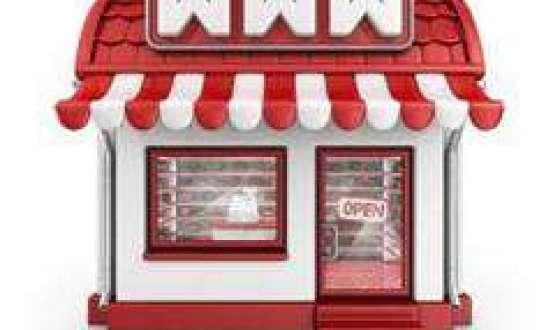 חנות וירטואלית הפכה לחלק מבסיס בפתיחת עסק