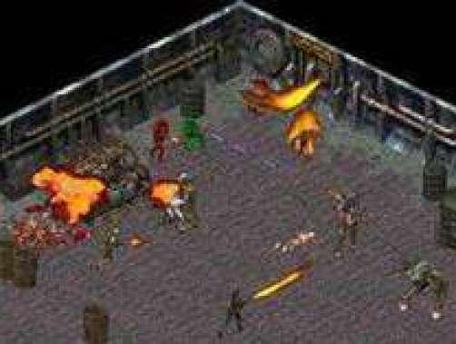 תמונה מתוך המשחק
