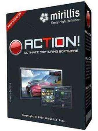 הכר את התוכנה: Action! - הכלי המושלם ליוטיוברים