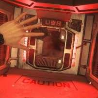 תמונת מצב מהמשחק Alien: Isolation