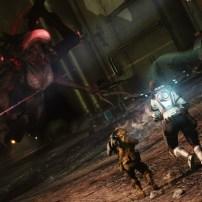 צילום מתוך המשחק שבו נוכל לראות את המפלצת