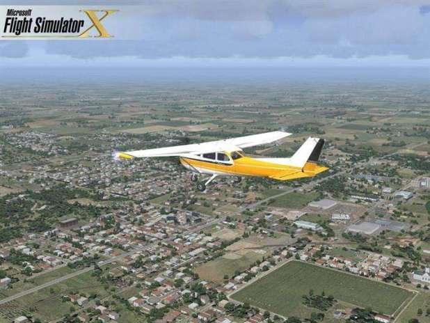 FlightSimulatorX