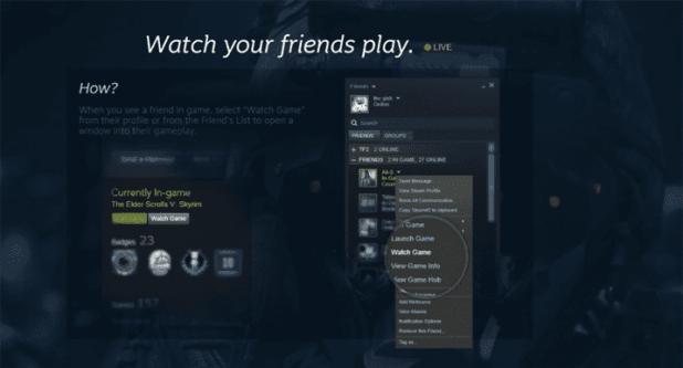 מערכת שידורים חיים נוספה לתוכנת המשחקים הכי טובה בשוק.