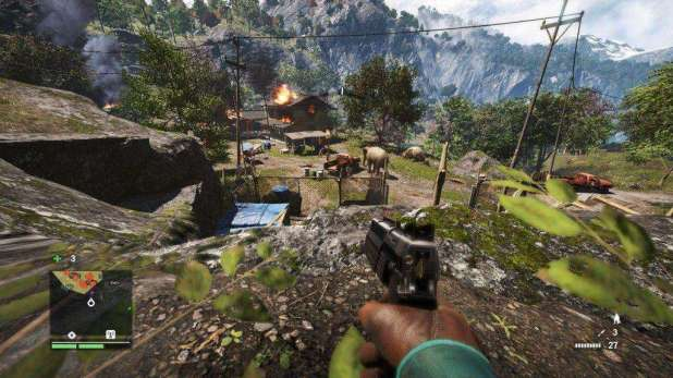 FarCry4 Escape from Durgesh Prison 1