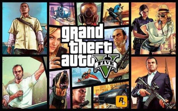 המשחק: Grand Theft Auto V