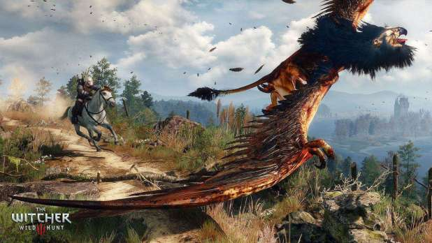 The Witcher 3 Wild Hunt's PS4 Install Size is At Least 50 GB
