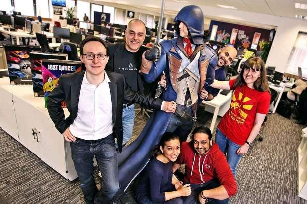 Ubisoft CRC_team