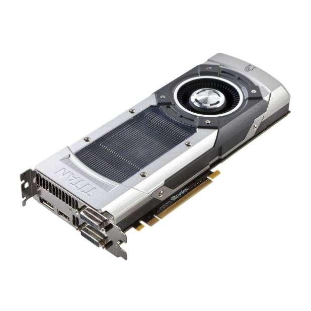 ה-GTX Titan המקורי מבית Nvidia