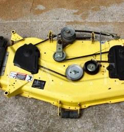 john deere gt lx series 54 mower deck 325 345 355 deck 1 [ 1300 x 867 Pixel ]