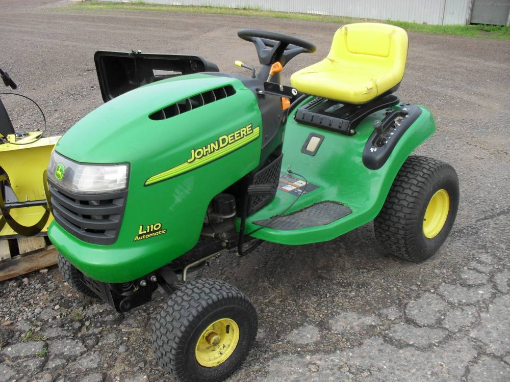 medium resolution of john deere l110 lawn tractor parts home weingartz