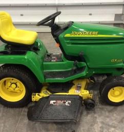 tractordata com john deere gx345 tractor transmission  [ 1632 x 1224 Pixel ]