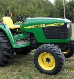 2000 john deere 4600 tractors compact 1 40hp john  [ 2048 x 1365 Pixel ]