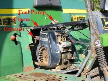 Amt 622 Wiring Diagram John Deere Amt 600 Engine John Deere Engines John Deere