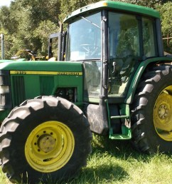 2001 john deere 6410 tractors utility 40 100hp john  [ 2048 x 1536 Pixel ]
