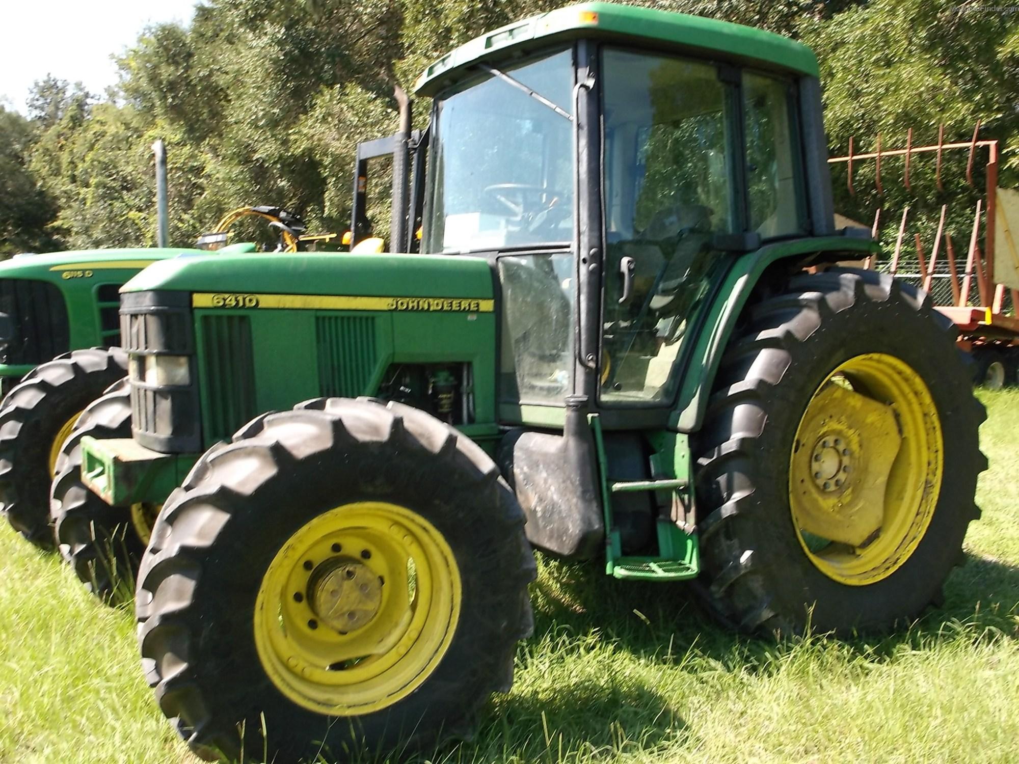 hight resolution of 2001 john deere 6410 tractors utility 40 100hp john