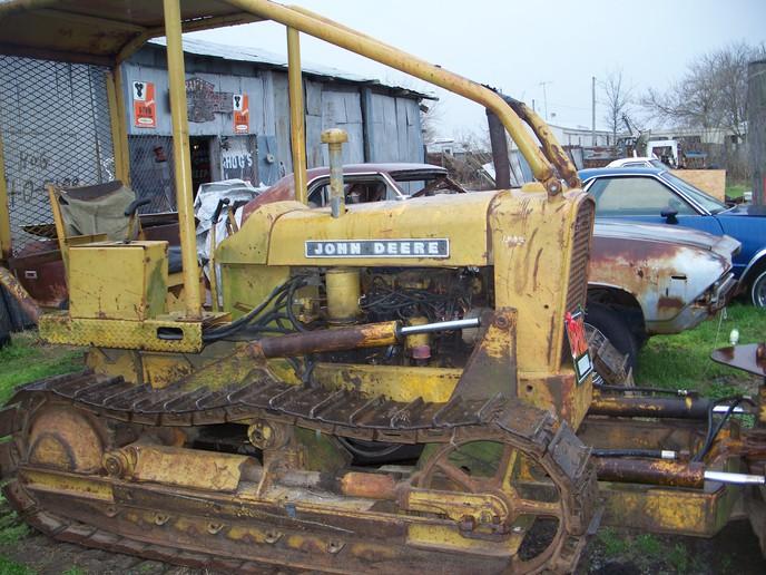 1970 S John Deer Tractors 2010