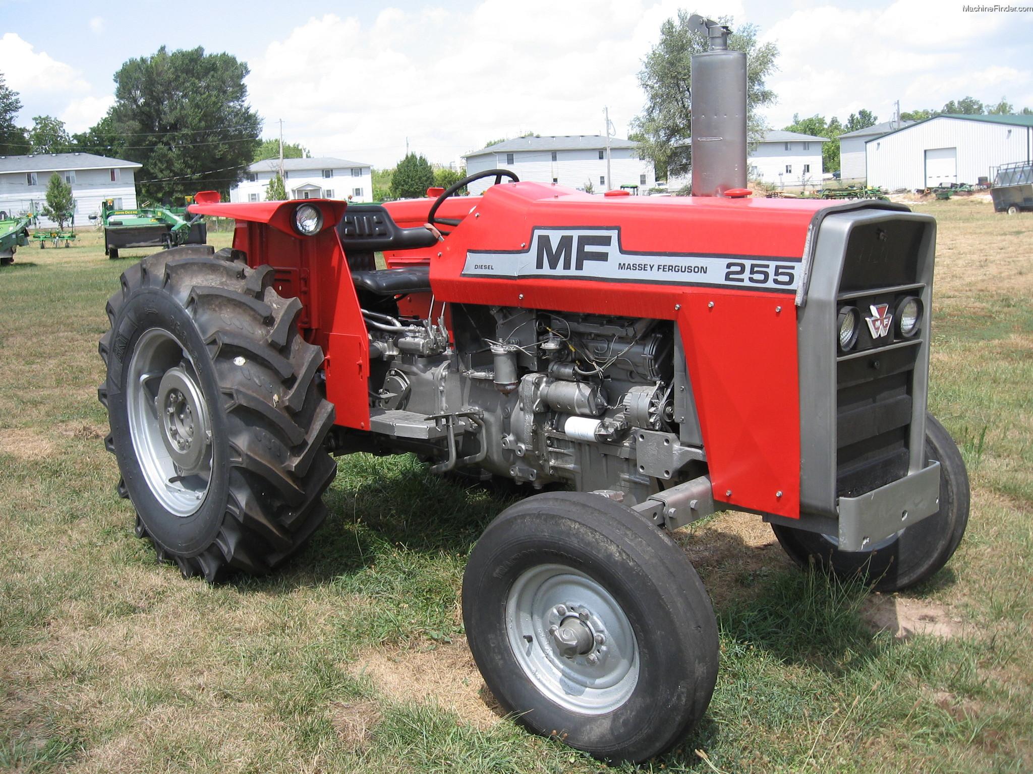 Kabiny Mf 255