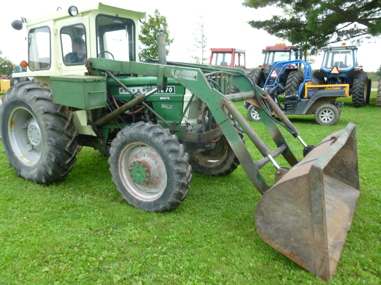 hight resolution of oliver 1365 farm tractor oliver farm tractors oliver farm tractors tractorhd mobi