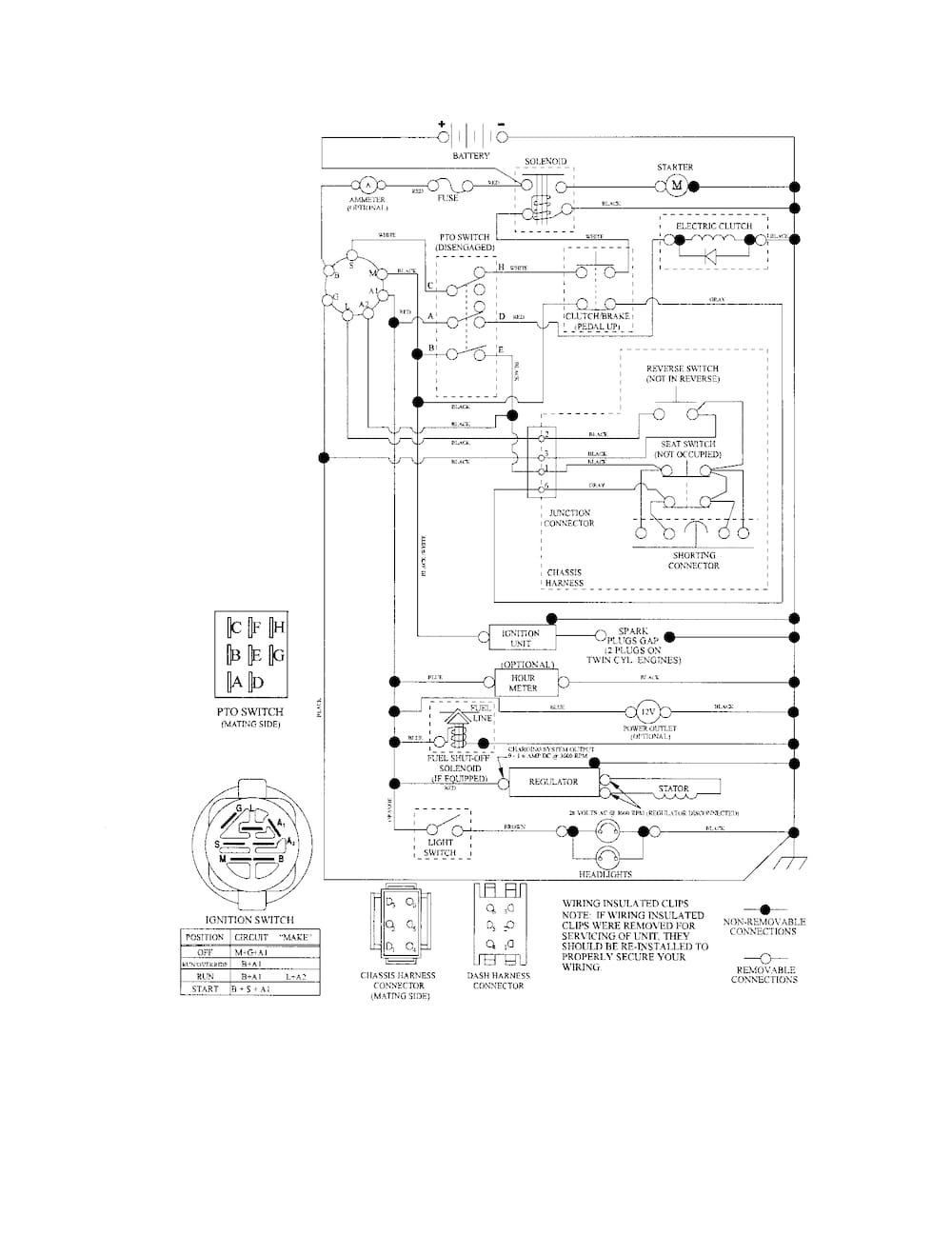 hight resolution of power king 1614 tractor wiring diagram ford tractor tractor ignition switch wiring diagram power king 1616