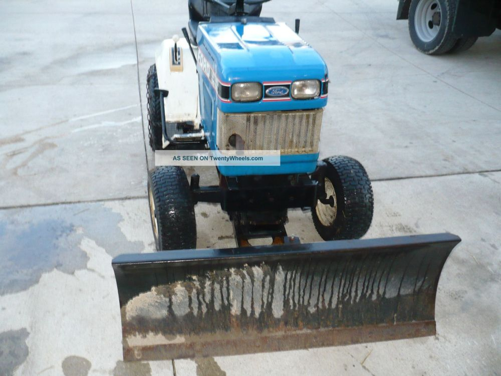 medium resolution of ford lgt 14d garden tractor other photo 1