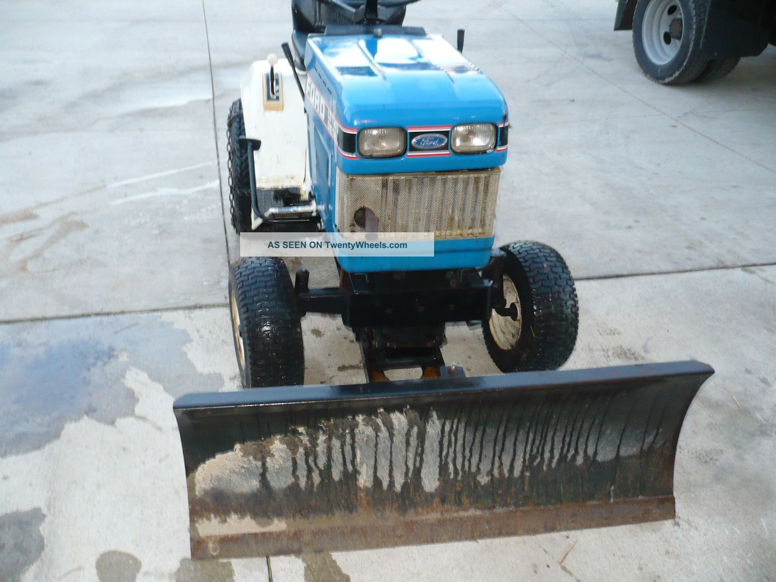 hight resolution of ford lgt 14d garden tractor other photo 1