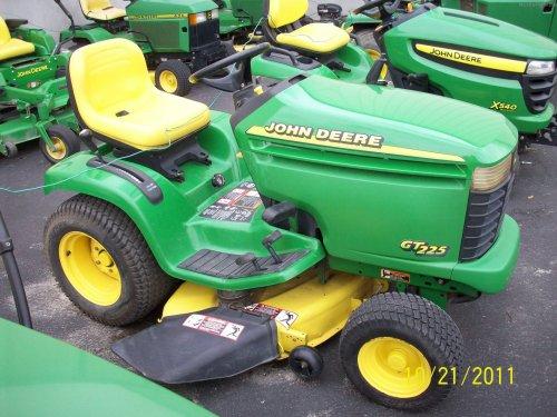 small resolution of 2000 john deere gt225 lawn garden and commercial mowing john deere