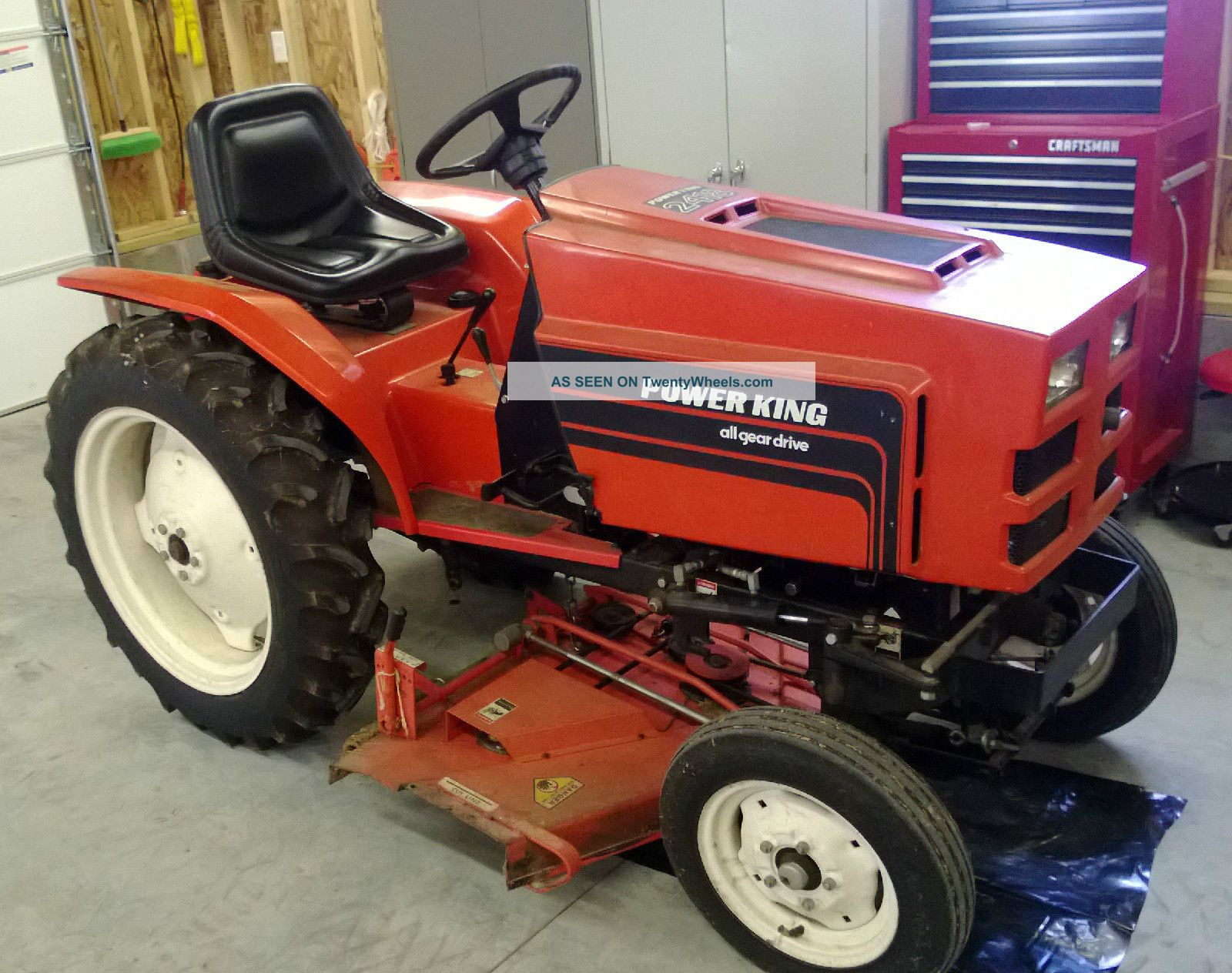 hight resolution of power king 2418 lawn tractor power king lawn tractors power king lawn tractors tractorhd mobi