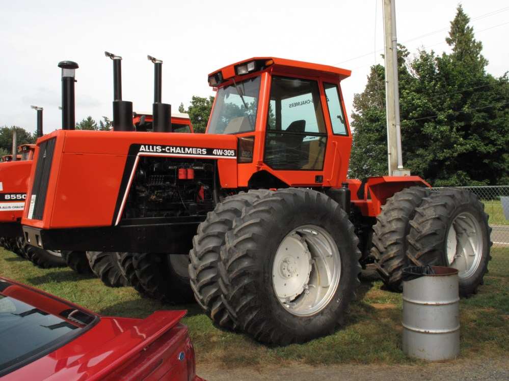medium resolution of allis chalmers 4w 305 farm tractor allis chalmers farm tractors allis chalmers farm tractors tractorhd mobi