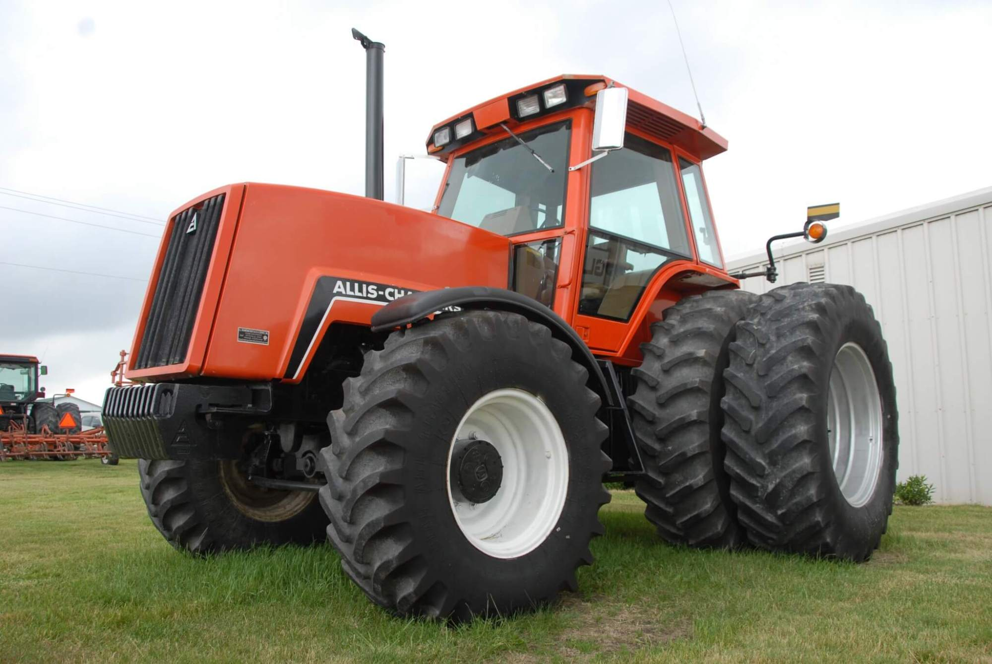 hight resolution of allis chalmers 8070 farm tractor allis chalmers farm tractors allis chalmers farm tractors tractorhd mobi