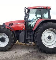 case ih cvx 170 tractors price 30 371 year of manufacture  [ 1024 x 768 Pixel ]