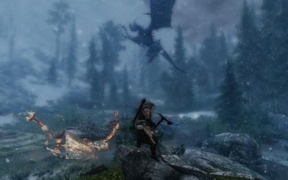 The Elder Scrolls V Skyrim PC gameplay screenshot