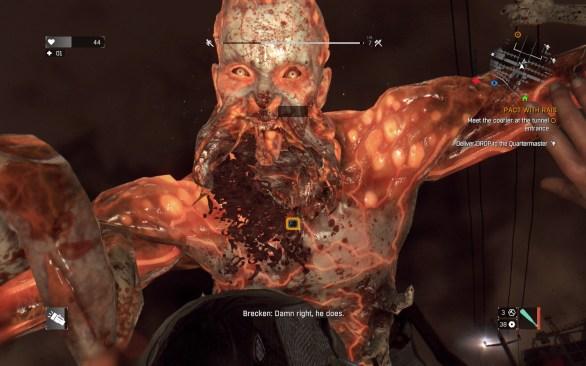 Dying Light PC gameplay sctreenshot