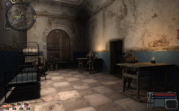 Stalker Call of Pripyat PC gameplay screenshot