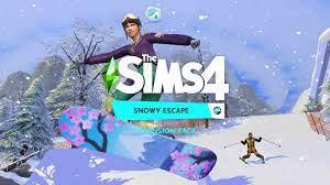 The Sims Snowy Escape Crack