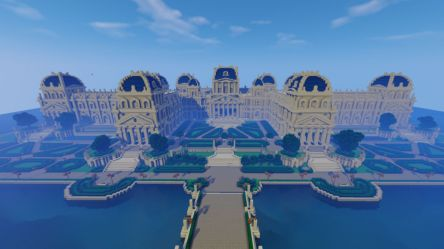 builds minecraft cool summer ever pcgamesn constructions need imperial palace
