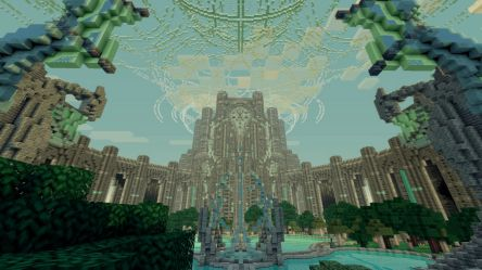 builds minecraft cool build meridia mage college need pcgamesn projects ever constructions