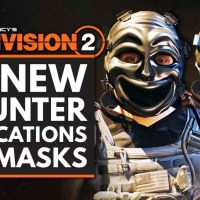 The Division 2 | How to Get 3 New Hunter Masks  in Washington DC - Drama, Weird & Angel | DC Hunter Locations Guide - Arekkz Gaming