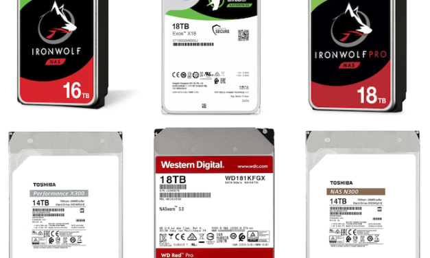 Best Consumer Hard Drives: November 2020