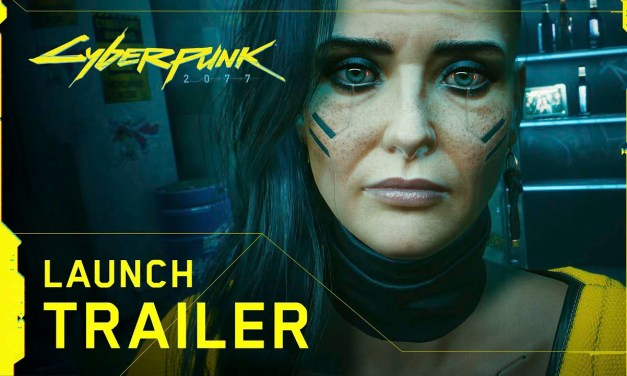 Cyberpunk 2077 — The Official Launch Trailer — V