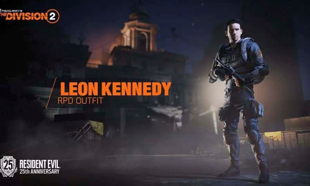 The Division 2 Gets New Resident Evil Crossover