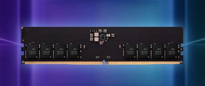 Computex 2021: TeamGroup Announces its First DDR5-4800 Memory Module