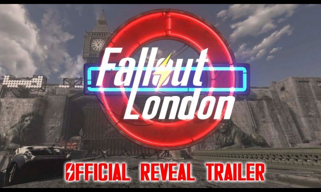 Fallout: London – Official Reveal Trailer – YouTube