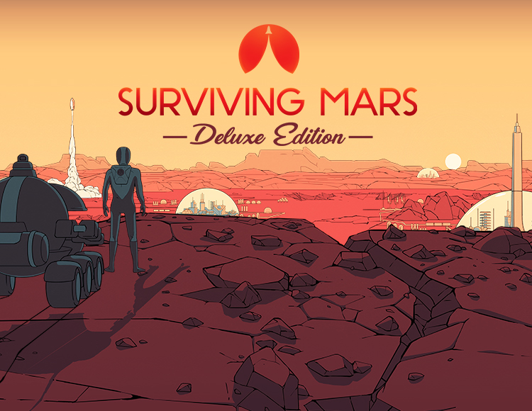 Surviving Mars Deluxe Free Game for June