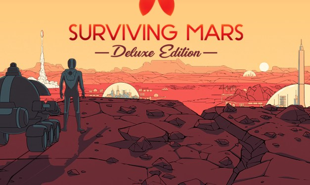 June Free Games: Get Surviving Mars – Deluxe Edition for Free : Hurry Only 2 Days Left
