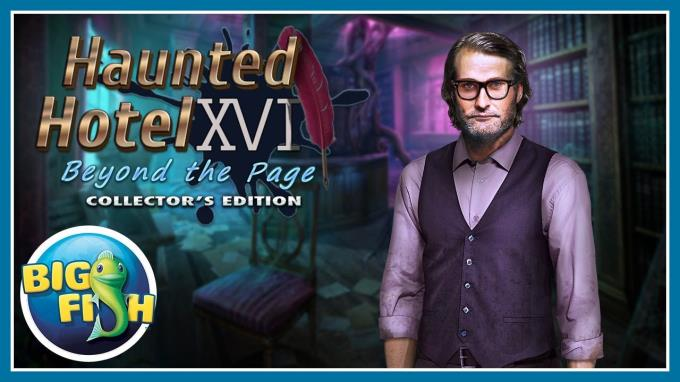 Haunted Hotel Beyond the Page Free Download