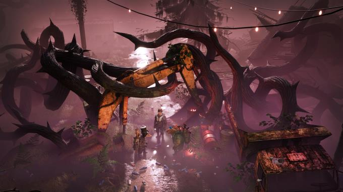 Mutant Year Zero Road to Eden Seed of Evil Update v20190812 PC Crack