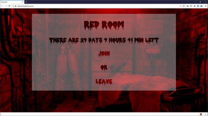 Red Room Torrent Download