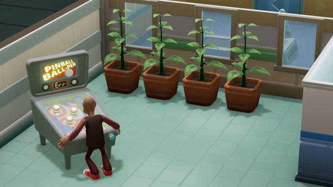 Two Point Hospital Retro Items Pack Unlocker PC Crack