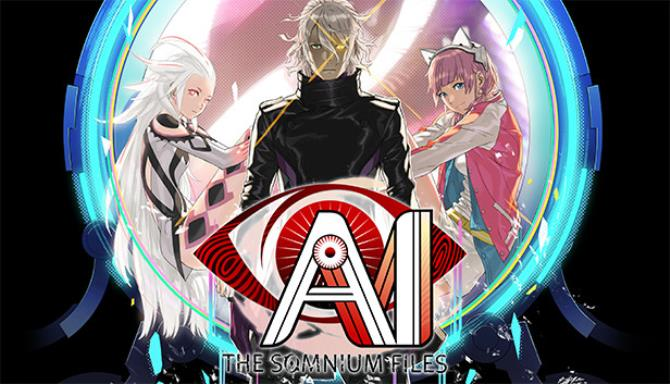 AI The Somnium Files Free Download